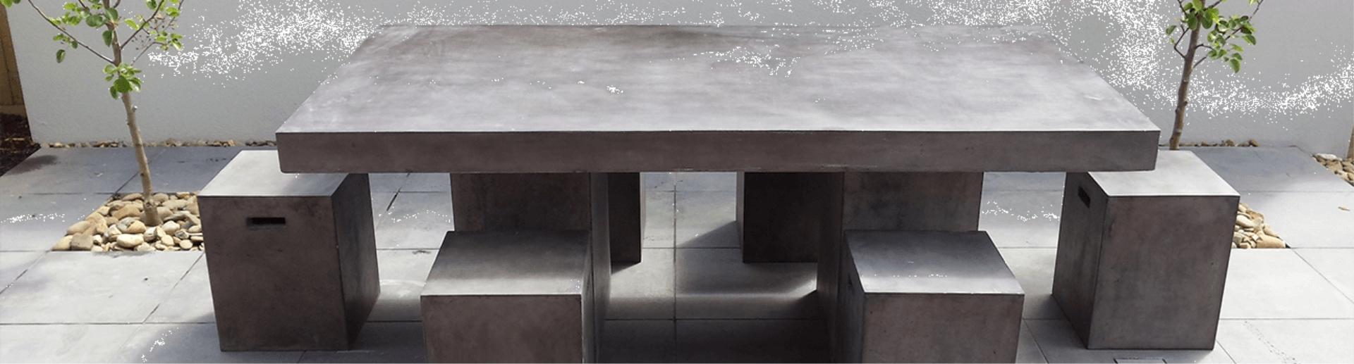 Garden Pots And Concrete Furniture In Melbourne