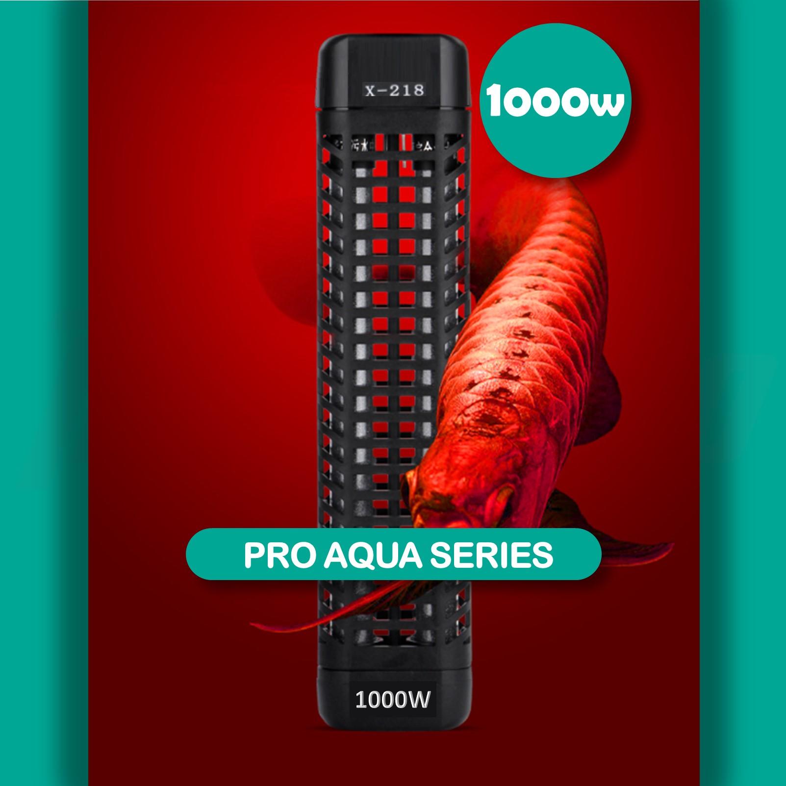 1000w Pond Heater Aquarium Water Fish Tank Adjustable Submersible Thermostat Ebay